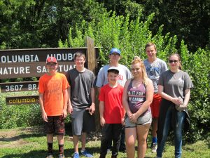 Adopt-a-trail comes to CANS over summer vacation